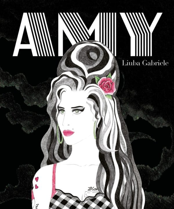 Amy, graphic novel