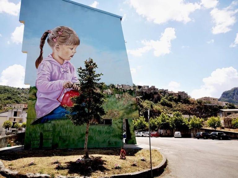 Murale Vietri di potenza