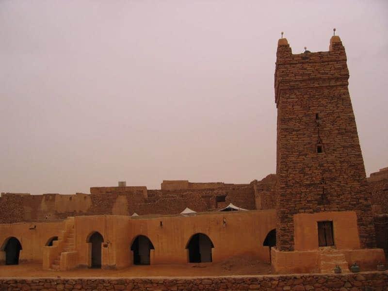 Biblioteche nel Deserto, Chinguetti