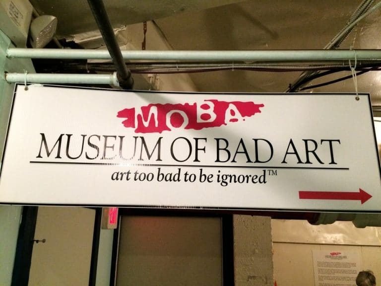 moba museum of bad art