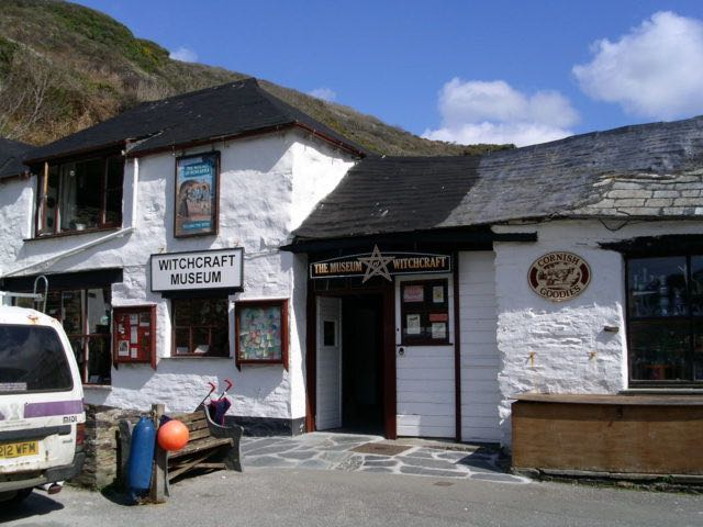 Museum of Witchcraft and Magic boscastle