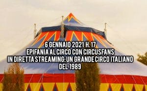 Epifania circo streaming Circusfans
