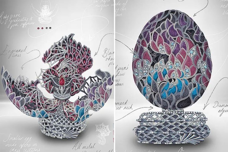 Uovo Fabergé Game of Thrones