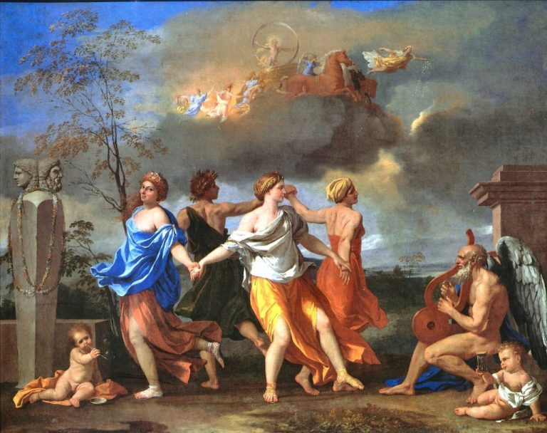 Poussin danza National Gallery